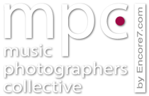 Music Photographers Collective by Encore Seven
