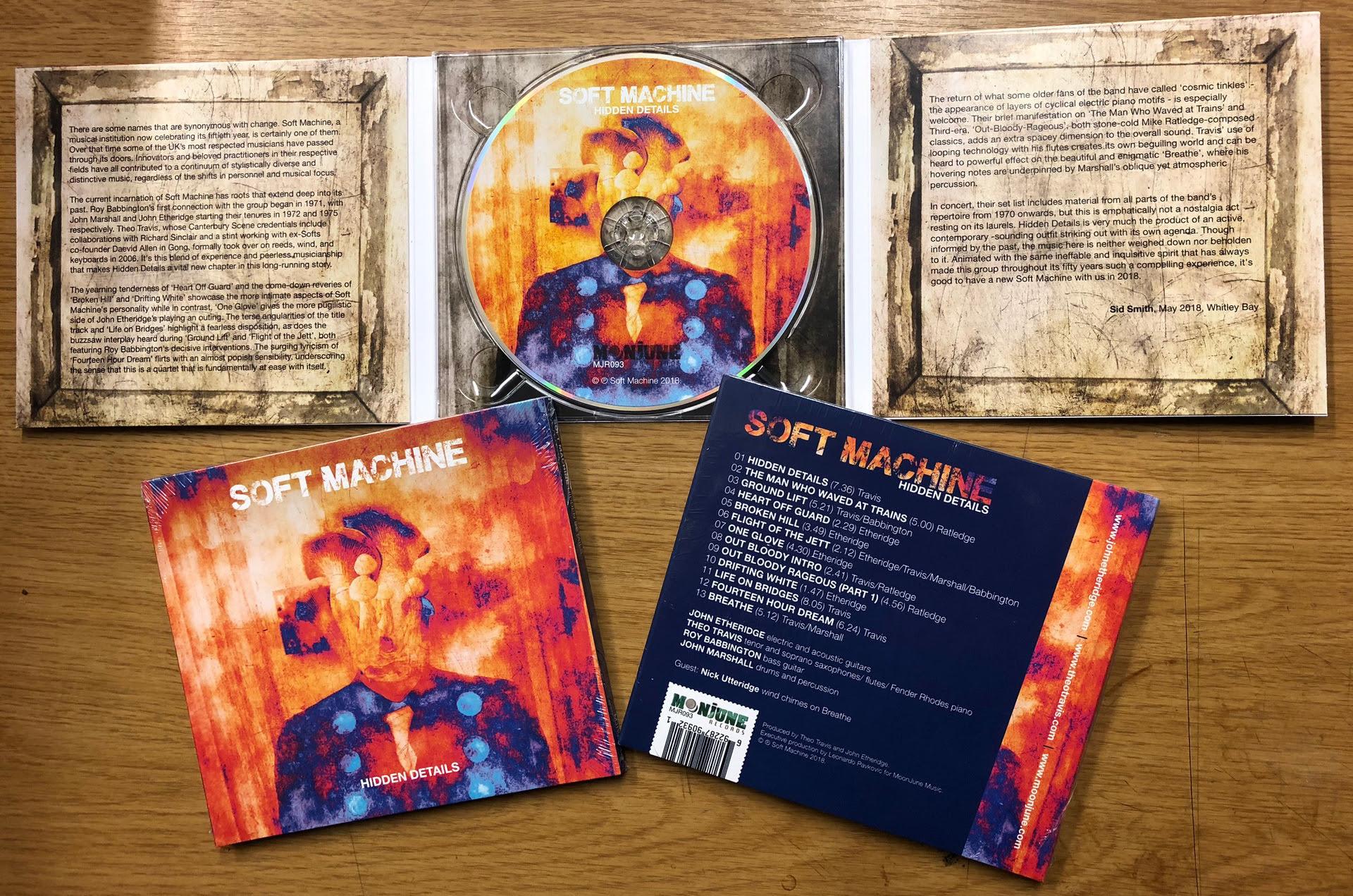 SM cd