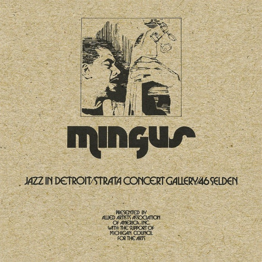 mingus _Strata box_cover