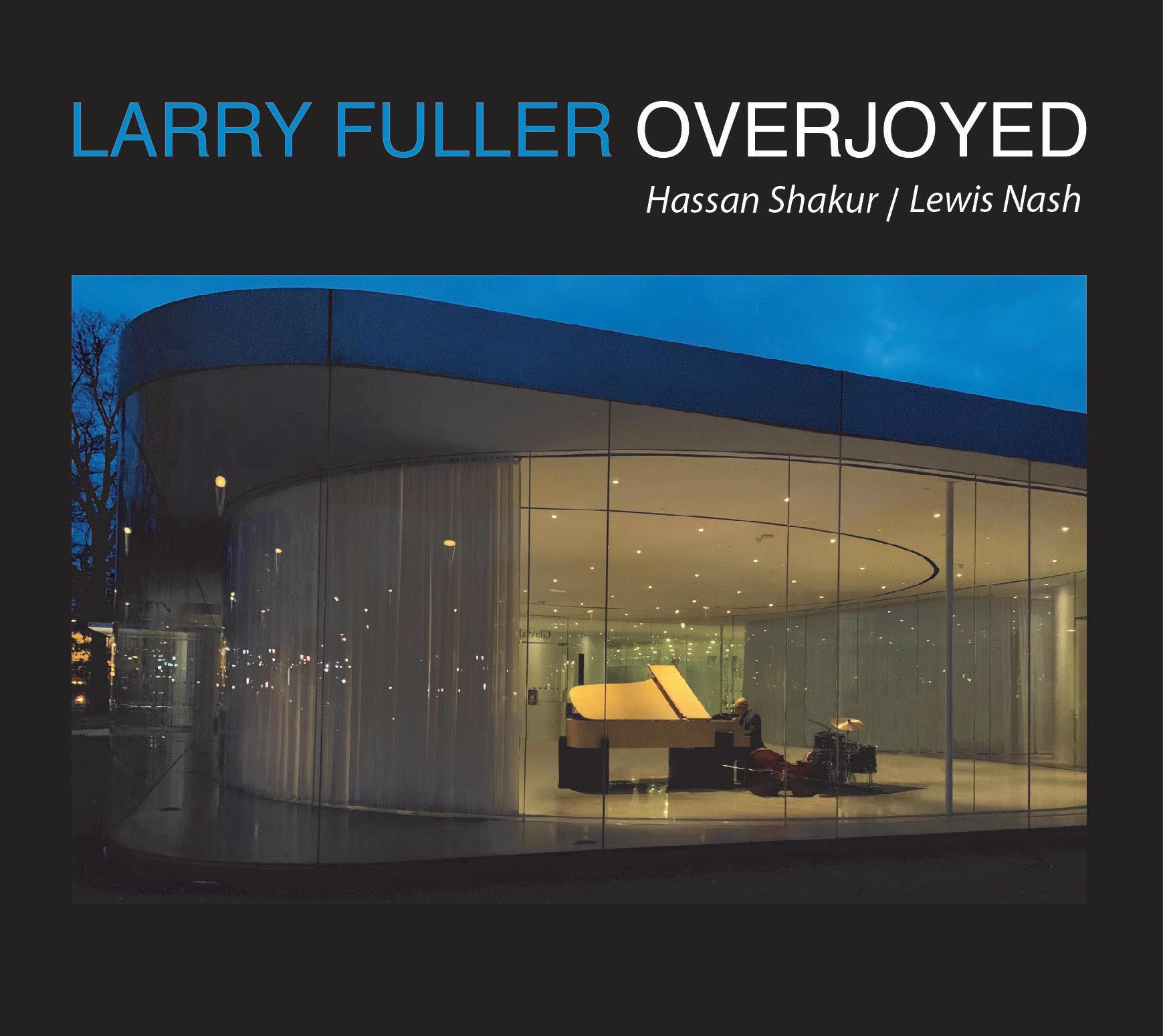 Fuller_Overjoyed_Cover