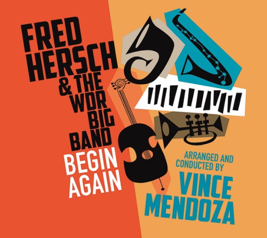 Hersch_Big_Band_Begin_Again_Cover