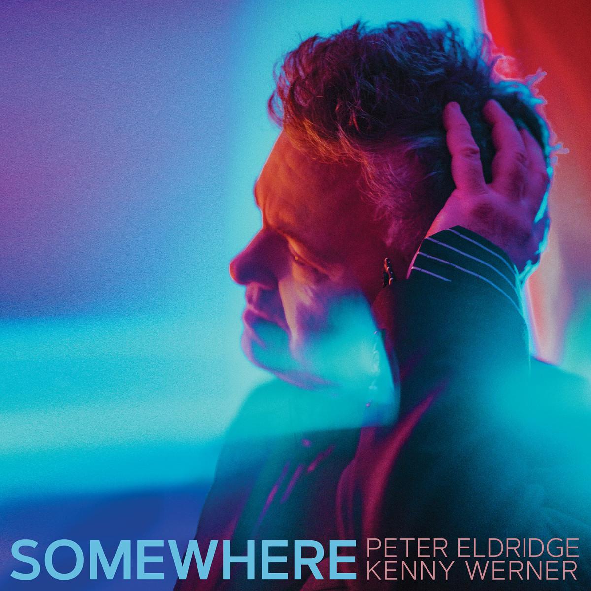 Peter Eldridge cover