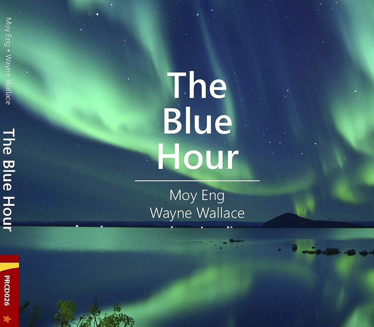 Blue Hour Cover