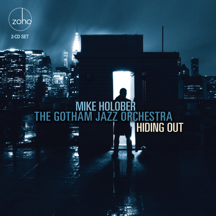 Holober Hiding Out Cover