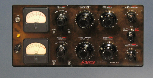 Fairchild-compressor