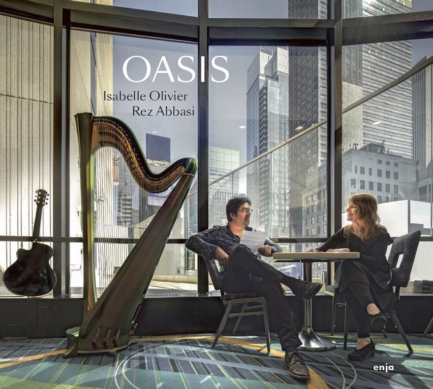 Abbasi Oasis Cover