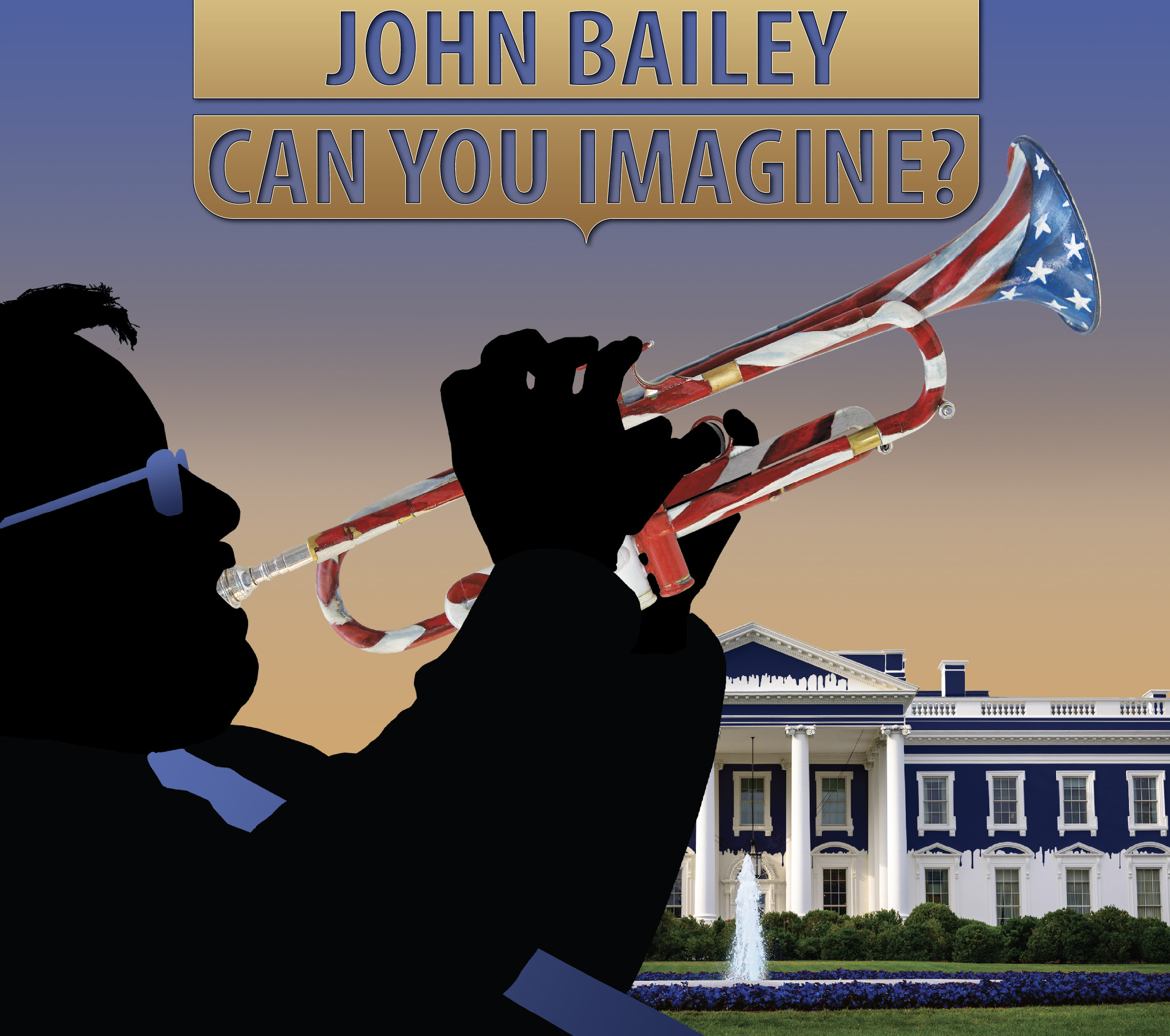 John Bailey – Can You Imagine_cover