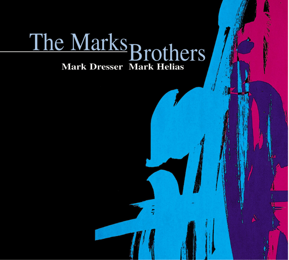 marks bros_cover