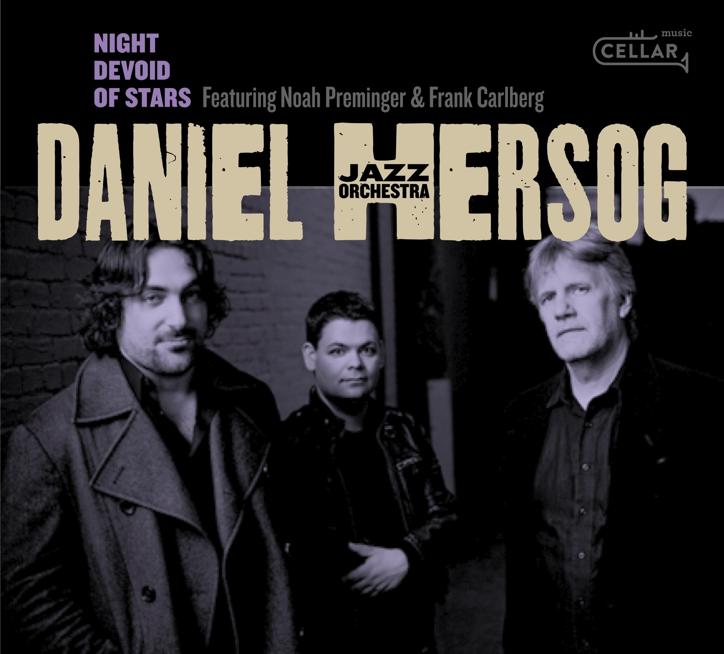 Hersog NIGHT DEVOID OF STARS Cover