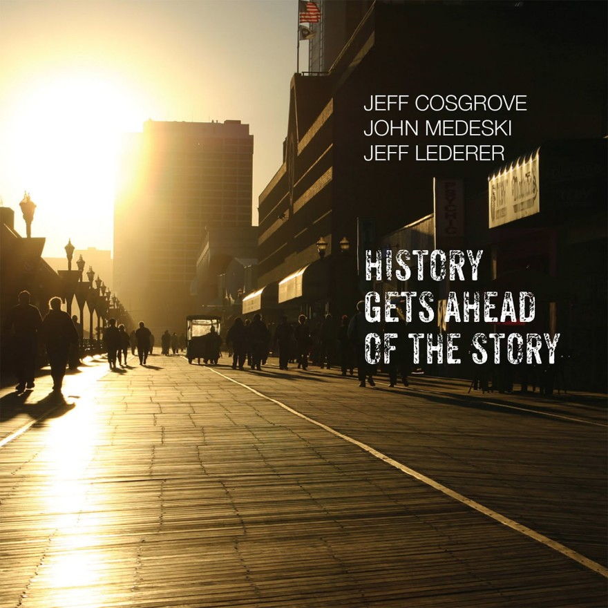 history gets ahead _ cover