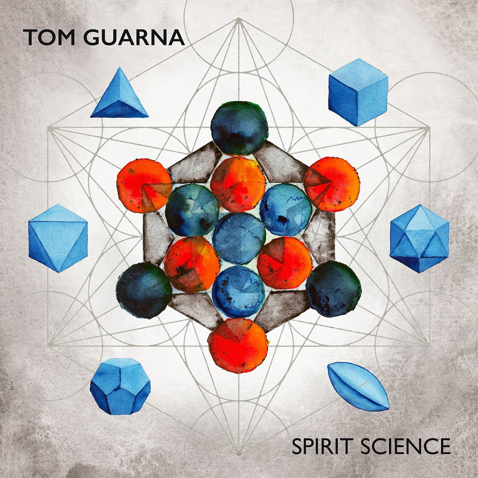 Tom Guarna - Spirit Science _ cover