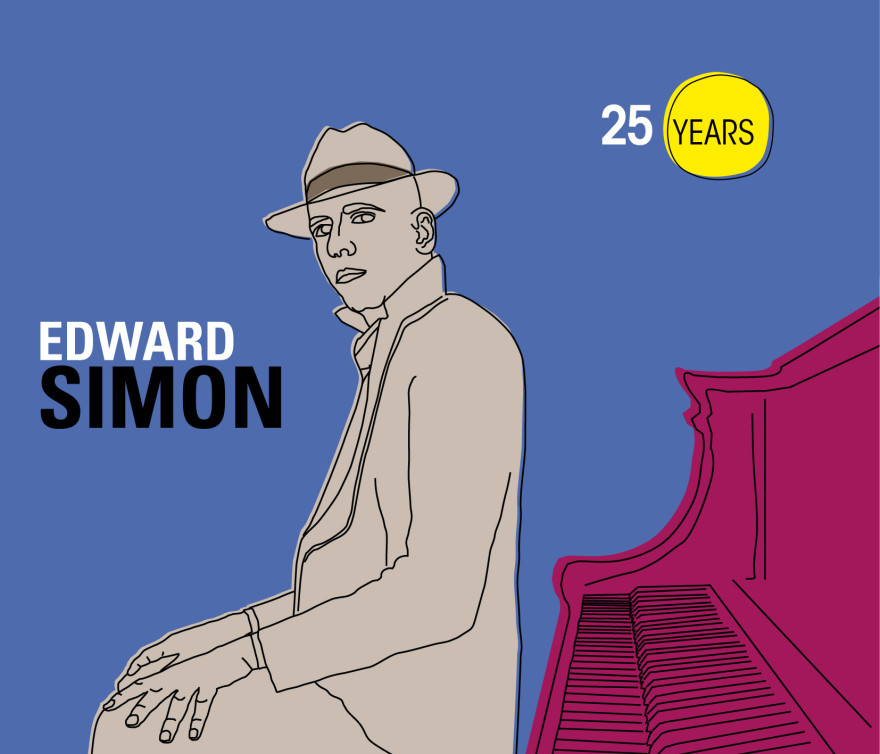 Cover Simon 25 Years Final