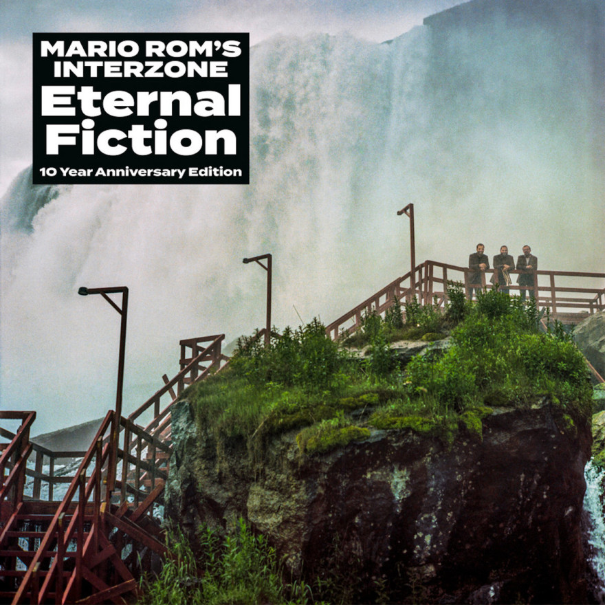 Eternal Fiction _ cover