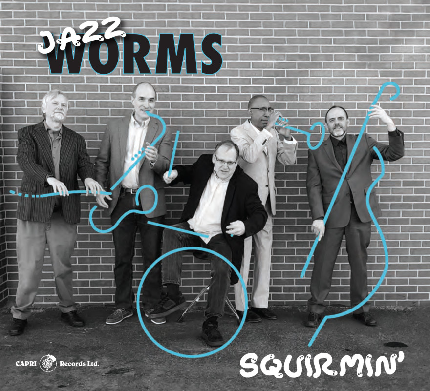 JazzWORMS Front Cover