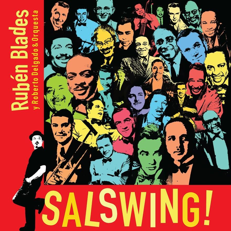 Ruben Blades _ Slaswing _ cover