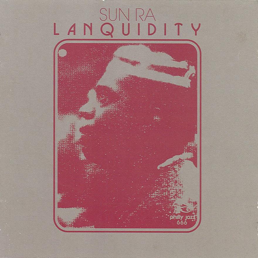 SUN RA_ Lanquidity _ cover
