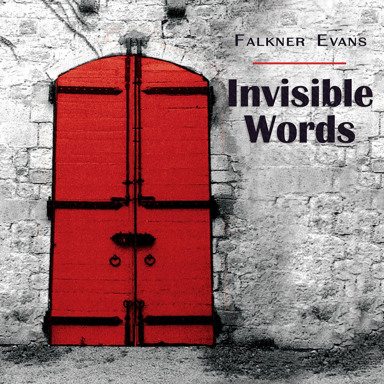 CD_Cover_Falkner_Evans_Invisible_Words_1600pix
