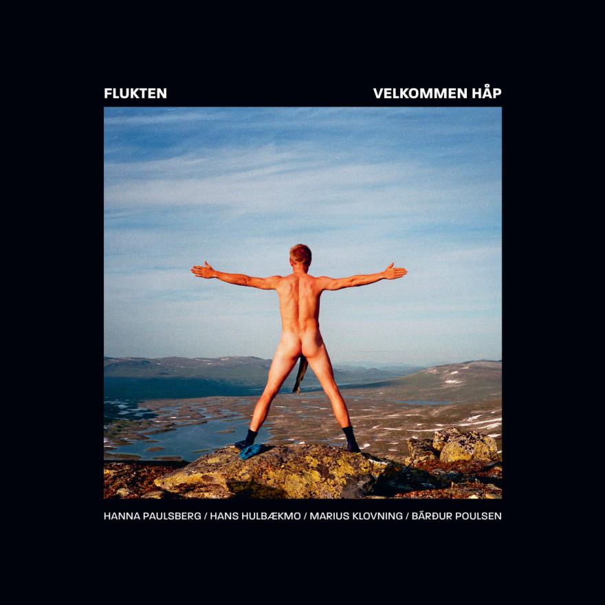 Flukten - Velkommen Hap _ cover